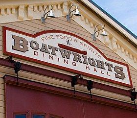 Disney Tale of the Tape: Boatwright's Dining Hall vs Kona