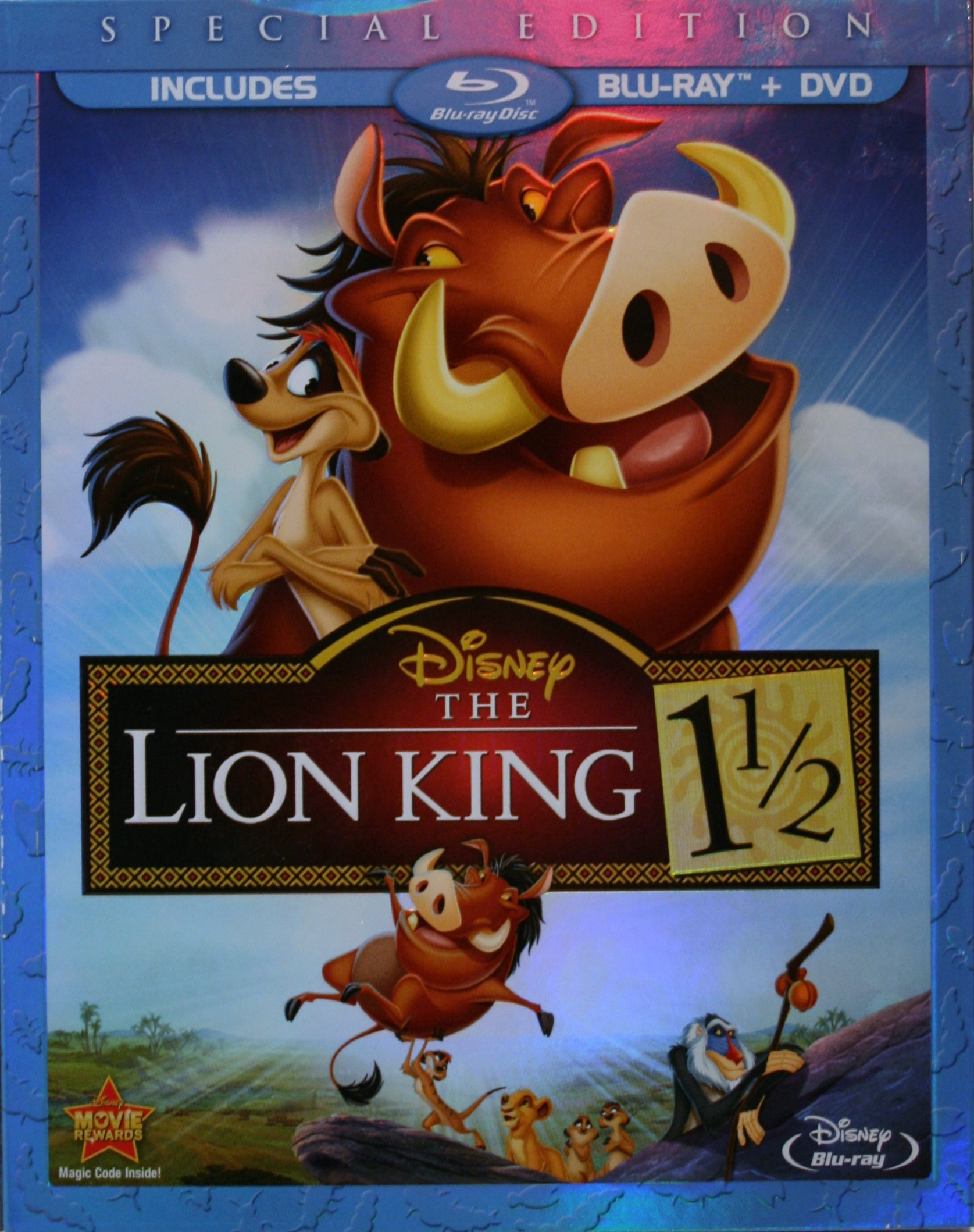 lion king 1 1 2 extras review disney dispatch