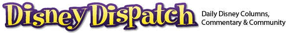Disney Dispatch Logo